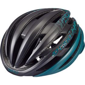 Giro Cinder MIPS Casco, nero/verde